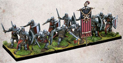 Conquest: The Last Argument of Kings - The Hundred Kingdoms - Men-At-Arms