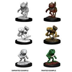 Dungeons & Dragons: Nolzur's Marvelous Unpainted Miniatures: Grung