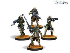 Infinity: Haqqislam - Zhayedan Intervention Troops