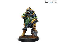 Infinity: Yu Jing - Zhencha, Armored Reconnaissance Regiment (Hacker)