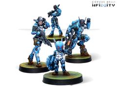 Infinity: PanOceania - ORC Troops