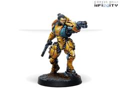 Infinity: Yu Jing - Kit Kokram, Invincible Zuyongs Specialists