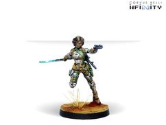 Infinity: Haqqislam - Namurr Active Response Unit (Heavy Pistol, E/M CCW)