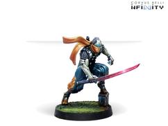 Infinity: NA2 - Saito Togan, Mercenary Ninja (Combi Rifle)