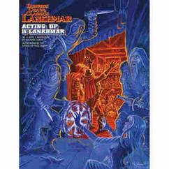 Dungeon Crawl Classics RPG: Lankhmar #3 - Acting up in Lankhmar