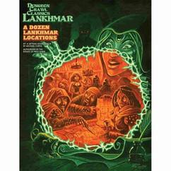 Dungeon Crawl Classics RPG: Lankhmar #7 - A Dozen Lankhmar Locations