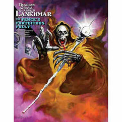 Dungeon Crawl Classics: Lankhmar #2 - The Fence's Fortuitous Folly