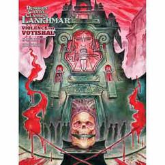 Dungeon Crawl Classics: Lankhmar #4 - Violence for Votishal