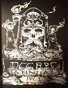 Dungeon Crawl Classics RPG: Annual Vol. 1 (Special Edition)