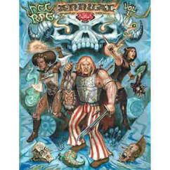 Dungeon Crawl Classics RPG: Annual Vol. 1