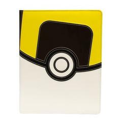 Ultra Pro Binder: Pokemon - Ultra Ball (Premium 9-Pocket)