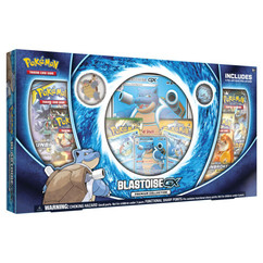Pokemon: Blastoise-GX Premium Collection
