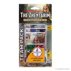 Dungeons & Dragons Dice Masters: The Zhentarim Team Pack