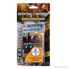 Dungeons & Dragons Dice Masters: Adventures in Waterdeep Team Pack