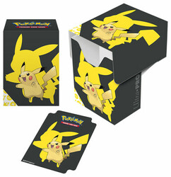 Ultra Pro Deck Box: Pokemon - Pikachu 2019