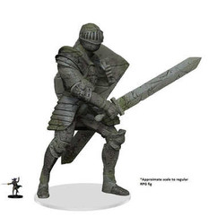 Dungeons & Dragons: Icons of the Realms Miniatures - Walking Statue of Waterdeep - The Honorable Knight