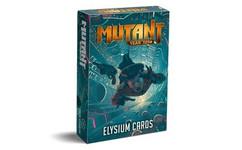 Mutant: Year Zero RPG - Elysium Cards