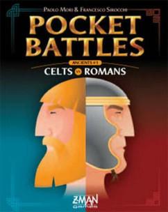 Pocket Battles: Ancients #1 - Celts vs. Romans