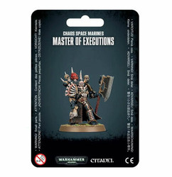 Warhammer 40K: Chaos Space Marines - Master of Executions