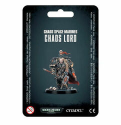 Warhammer 40K: Chaos Space Marines - Chaos Lord