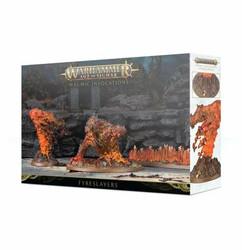 Warhammer Age of Sigmar: Fyreslayers - Magmic Invocations