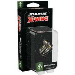 Star Wars X-Wing 2nd Edition: M3-A Interceptor Expansion Pack