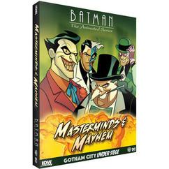 Batman the Animated Series: Gotham Under Siege - Masterminds & Mayhem Expansion