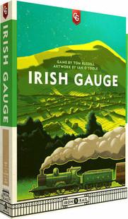 Iron Rail #1: Irish Gauge