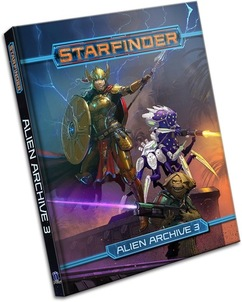 Starfinder RPG: Alien Archive 3