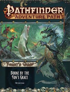 Pathfinder RPG: Adventure Path #143 - Borne by the Sun's Grace (Tyrant's Grasp 5 of 6)