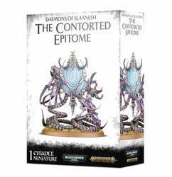 Warhammer Age of Sigmar: Daemons of Slaanesh - The Contorted Epitome