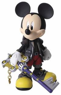 Bring Arts: Kingdom Hearts III - King Mickey Figure