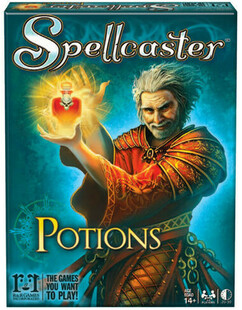 Spellcaster: Potions Expansion