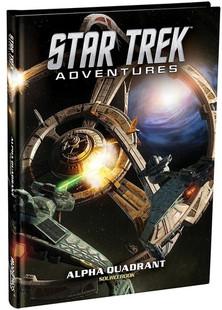 Star Trek Adventures RPG: Alpha Quadrant Sourcebook