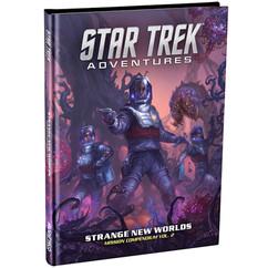 Star Trek Adventures RPG: Strange New Worlds - Mission Compendium Vol. 2