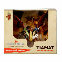 Dungeons & Dragons Miniatures: Icons of the Realms - Tyranny of Dragons -Tiamat