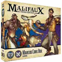 Malifaux 3E: Marcus Core Box