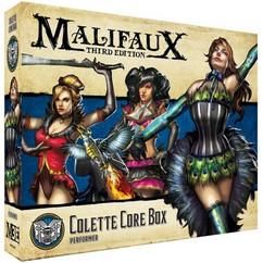 Malifaux 3E: Colette Core Box