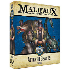 Malifaux 3E: Altered Beasts
