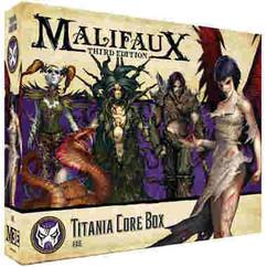Malifaux 3E: Titania Core Box
