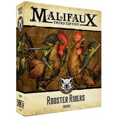 Malifaux 3E: Rooster Riders
