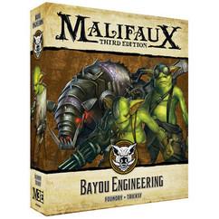 Malifaux 3E: Bayou Engineering