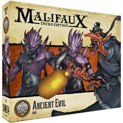 Malifaux 3E: Ancient Evil