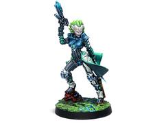 Infinity: NA2 Kriigel Agents (Submachine Gun)