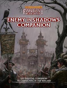 Warhammer Fantasy RPG 4th Edition: Enemy in Shadows Companion
