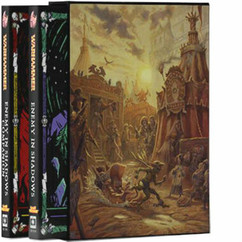 Warhammer Fantasy RPG 4th Edition: Enemy in Shadows Collector's Limited Edition