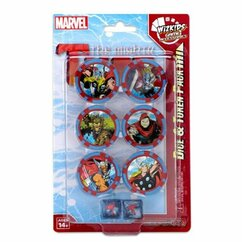 Marvel HeroClix: The Mighty Thor Dice & Token Pack