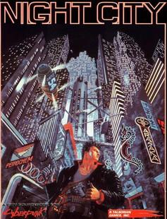 Cyberpunk 2020 RPG: Night City