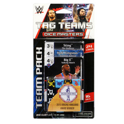 WWE Dice Masters: Tag Teams Team Pack