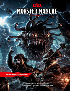 Dungeons & Dragons RPG: Monster Manual